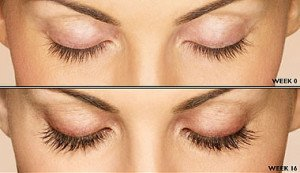 Best Eyelash Enhancers - Before and After Eyelashes