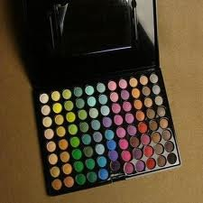 Best Eyeshadow Palette - Coastal Scents Ultra Shimmer 88 eye shadow palette