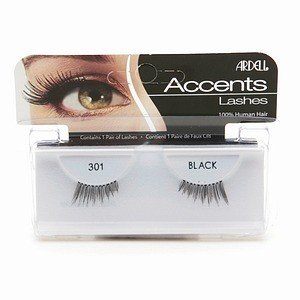 Best False Eyelashes Reviews - Ardell Lash Accents #301 False Eyelashes