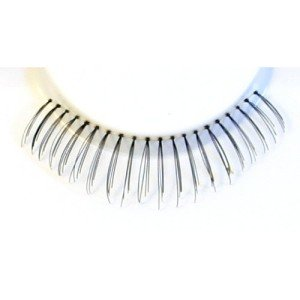 Best False Eyelashes Reviews, Best False Eyelashes for Lower Eyelids - Zinkcolor Human Hair Lower False Eyelashes 75U