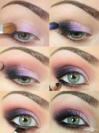 How to Apply Eyeshadow – Different Eyeshadow Looks