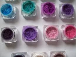 How to Make Eyeshadow – Various homemade eyesshadows