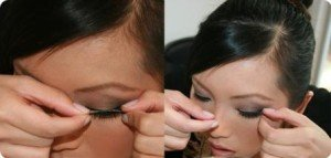How to Put On False Eyelashes –  Ways on How to Apply and Remove Fake Eyelashes