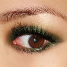 How to Use Green Eyeshadow –Tips, Best Brands, Choosing, Apply Green Eye Shadow