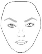 Best Eyebrow Shapes for Different Face Shapes – Best Eyebrow Shape for Diamond Shaped Face