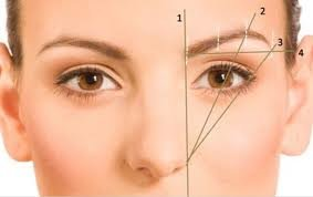 Eyebrow Shaping - The Important points for shaping eyebrows