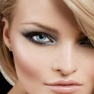 Grey Eyes - Dark, Green, Brown, Grey Blue Eyes, People and Eye Makeup for Gray Eye Color - Grey Blue Eyes