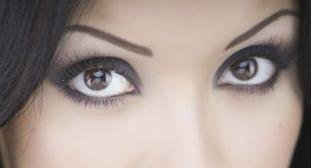 Large Eyes – What Is, Makeup, Eyeliner, Eyeshadow, Celebrities with, and Why Men Love Women with Larger Eyes - Perfectly done large eye makeup