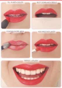 How to Wear Matte Lipsticks – Tips and Steps