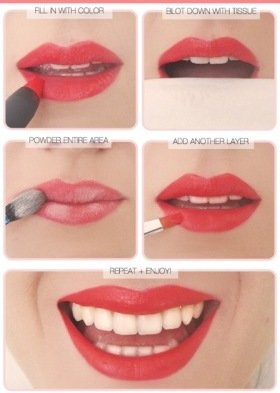 Matte Lipstick –Best Red, Pink, Black, How to Wear, Make, NYX ...
