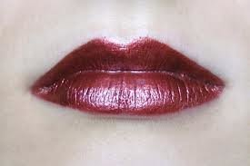 Metallic Red Lipstick and Top Brands