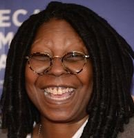 Whoopi Goldberg Eyebrows