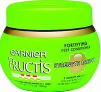 Garnier Fructis Fortifying Deep Conditioner for Damaged Hair