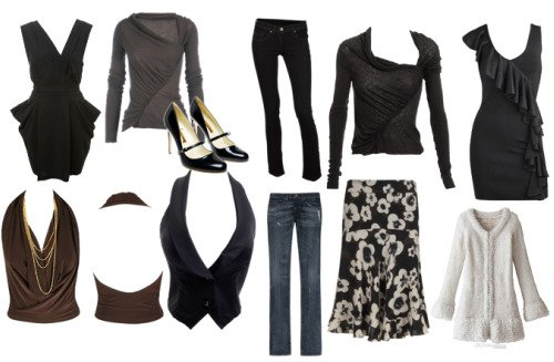 Inverted Triangle Body Shape Clothing