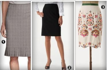 Skirts for Apple Body Shape