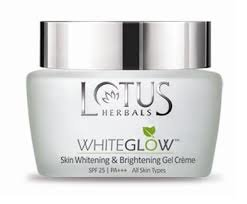 Best Skin Whitening Cream - Lotus Herbals White Glow