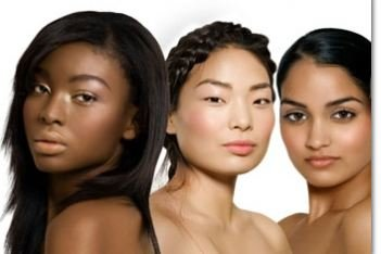 Skin Whitening – Asian, Japanese and Korean and Africans